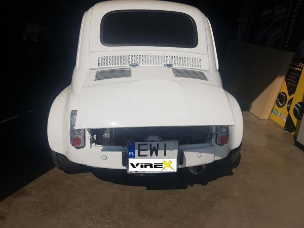 FIAT 500 BMW 1100