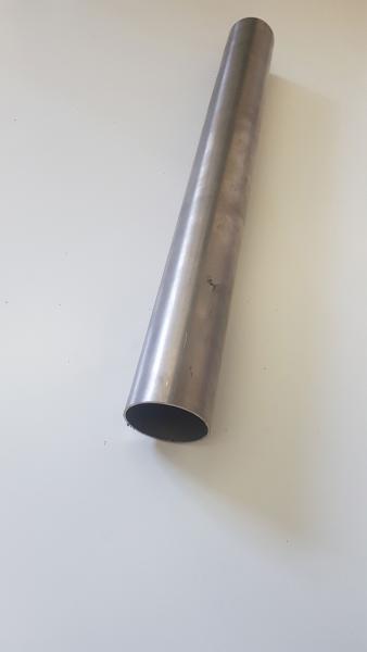 TUBO ACCIAIO INOX 304 DIAM. 38ø x 1mm x 1000mm