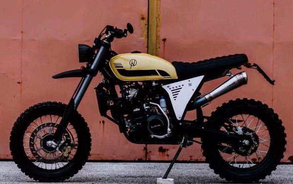 KTM LC4 640-Norrsken