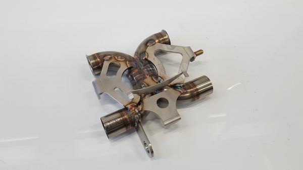 X-Pipe decatalizzatore