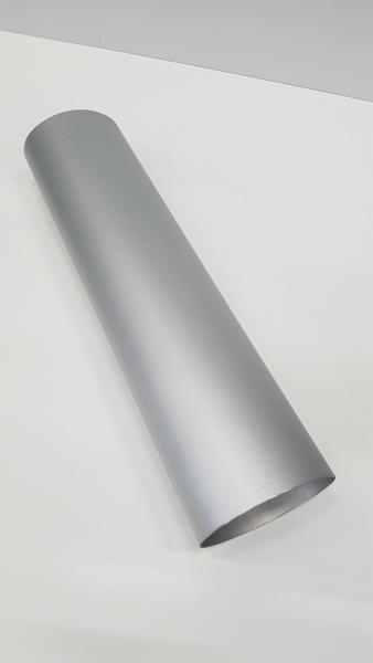 TUBO ALLUMINO OVALE 121X91X500