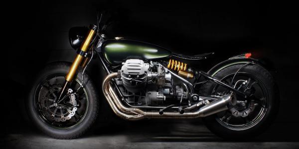 MOTO GUZZI SP1000 Concept