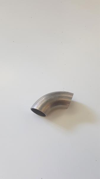 CURVE ACCIAIO INOX 304 DIAM. 28ø A 90°