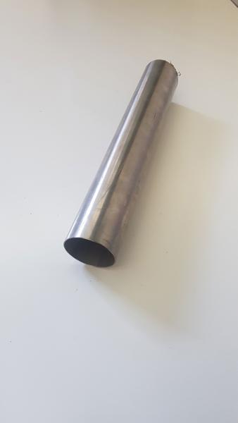 TUBO ACCIAIO INOX 304 DIAM. 57ø x 1.5mm x 1000mm