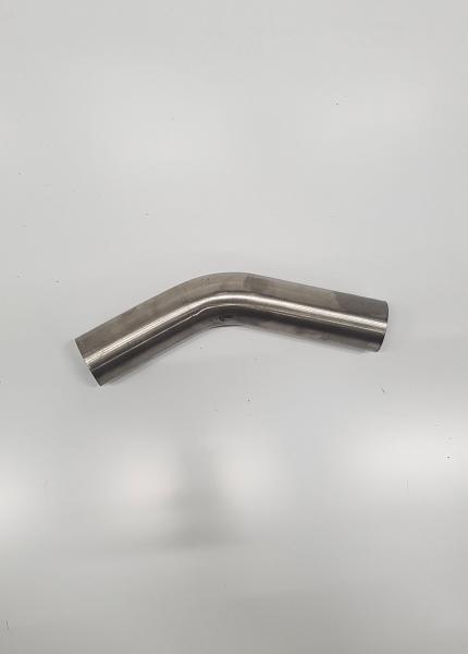 TUBO INOX 304 CURVATO DIAM. 25ø SPES. 1mm
